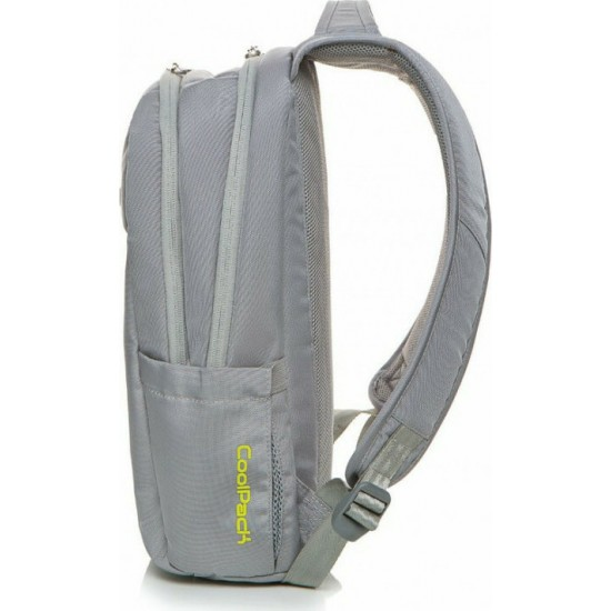 COOLPACK ΣΑΚΙΔΙΟ FORCE LIGHT GREY