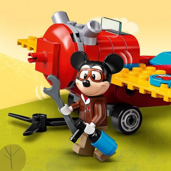 LEGO 10772 DISNEY MICKEY AND FRIENDS ΕΛΙΚΟΦΟΡΟ ΑΕΡΟΠΛΑΝΟ ΤΟΥ ΜΙΚΥ ΜΑΟΥΣ