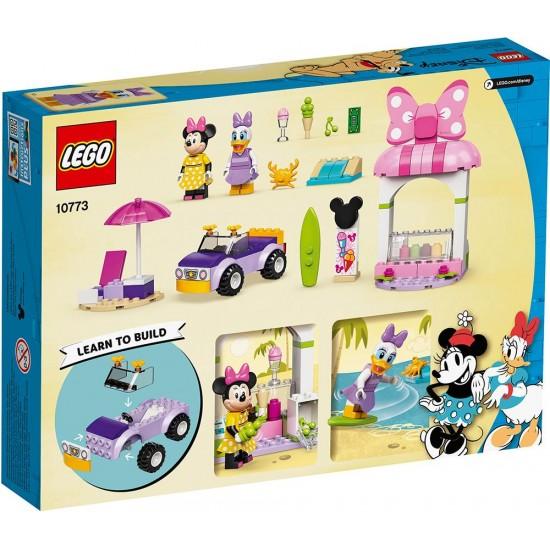 LEGO 10773 DISNEY MICKEY AND FRIENDS ΚΑΤΑΣΤΗΜΑ ΠΑΓΩΤΩΝ ΤΗΣ ΜΙΝΝΙ ΜΑΟΥΣ