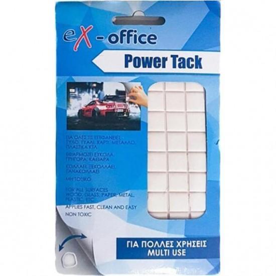 POWER TACK ΠΛΑΣΤΕΛΙΝΗ EX-OFFICE 50gr